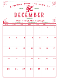 december 2016 printable calendar u2026 pinteres u2026