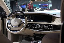 luxury mercedes maybach naias 2015 ultimate luxury in the mercedes maybach