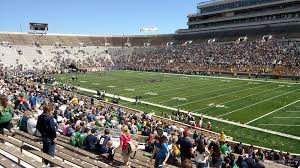 Notre Dame Stadium Map Notre Dame Stadium Section 23 Rateyourseats Com
