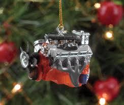 car tree ornaments