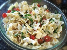 pasta salad recipes types primavera bake fagioli carbonara shapes