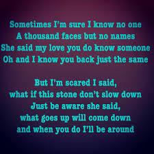 Blind Pilot 3 Rounds And A Sound Lyrics Passenger Lyrics Rolling Stone Beautiful Little Things