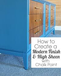what is the best sealer for chalk painted kitchen cabinets how to get a modern finish with chalk paint chalk paint