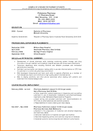 Pharmacy Resume Template Pharmacy Cv Template A2cabs Leadwire Co