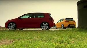 volkswagen hatch old old leon cupra r and golf 6 r put to the test by tiff needell