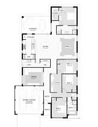 Plan Floor Design by Belrose Floor Plan 15m Design Contempo Floorplans Pinterest