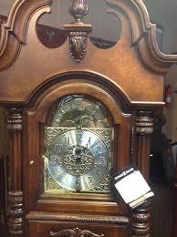 howard miller 610 999 reagan grandfather clock
