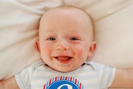 it u0027s ella u0027s world now everett 6 months old