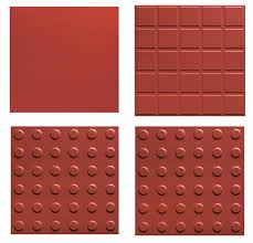 redcolor china red color terracotta ceramic tile extruded clay floor tile