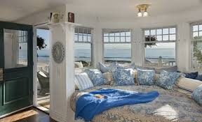 inspirations on the horizon blue and white beach house interiors