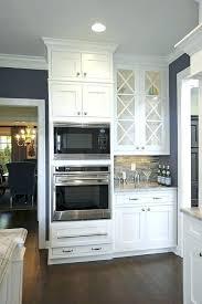 build wall oven cabinet build wall oven cabinet wll cbinet nd microwve wll cbinet diy double