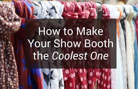 how to make a photo booth how to make your show booth the coolest one at your next selling