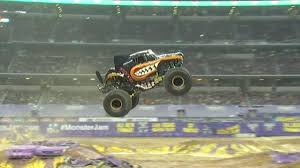 monster truck jams monster jam takes over petco park nbc 7 san diego