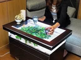 fish tank coffee table diy awesome diy fish tank coffee table youtube
