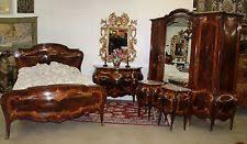 walnut france antique beds u0026 bedroom sets ebay