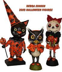 collection halloween figurines pictures hallmark merry miniature