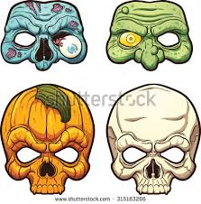 halloween mask stock images royalty free images u0026 vectors