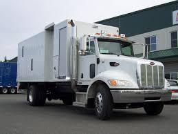 paper shredding trucks u2013 trivan truck body