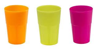 costo bicchieri di plastica bicchieri di plastica colorati e divertenti le pi禮