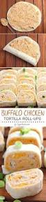 buffalo chicken tortilla roll ups recipe tortilla rolls