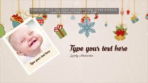Christmas Tree Photo Gallery Project For After Effects Videohive Christmas 2017 U0026 New Year Slideshow And Greeting Card After