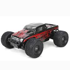 monster truck nitro 2 amazon com ecx ruckus 4wd monster truck rtr 1 18 scale toys