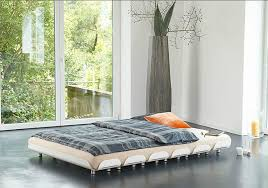 award winning modern bed is easy to assemble and easy on the eyes