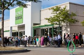homesense store opening photos