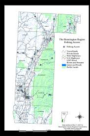 Manchester Vt Map Recreation U2014 Bennington Area Chamber Of Commerce