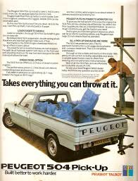 peugeot models and prices peugeot 504 pick up nice to have strange automobiles