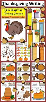 thanksgiving activities thanksgiving writing projects activity