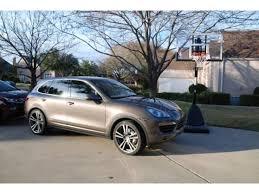 2012 porsche cayenne s porsche cayenne s hybrid for sale dallas electric cars for