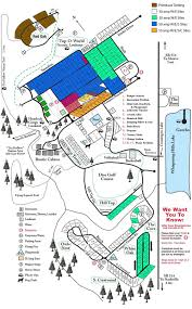 Mohican State Park Map by Whispering Hills Jellystone Park Resort Bookyoursite