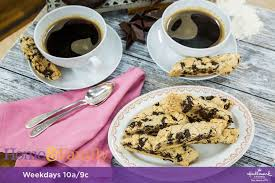 chocolate chip biscotti on hallmark channel s home and family from