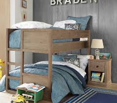 Camden TwinoverTwin Low Bunk Bed Pottery Barn Kids - Low bunk beds