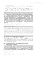 transportation resume examples chapter 6 differences in data element definitions implementing page 59