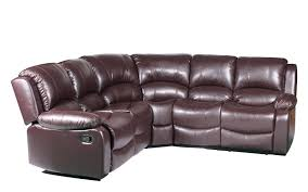 Corner Recliner Sofa Fabric by Sectional Sofas Leather Sectionals Reclining Sectionals Page 2
