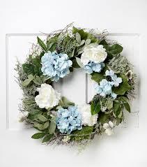hydrangea wreath artificial peony hydrangea wreath 22 by blooming joann