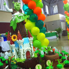 110 best shrek party liam images on pinterest birthday party