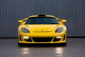 Exclusive Gemballa Porsche 980 Carrera Mirage Gt Black Edition