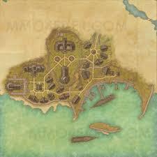 Eso Skyshards Map A Landing Of Noble U0027s Blood Skyshard The Elder Scrolls Online Maps