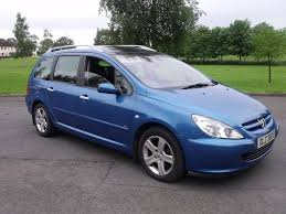 peugeot 307 04 peugeot 307 sw 2 0l hdi in portadown county armagh gumtree
