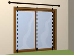 measure windows and doors for new blinds