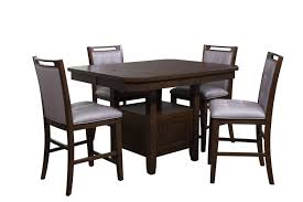 Tall Dining Room Sets The Manchester Counter Height Dining Room Collection Mor