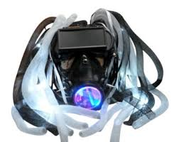 Halloween Costume Gas Mask Gas Mask Rave Etsy