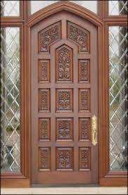 Exterior Wooden Door Custom Wood Door Custom Wood Doors Interior Exterior