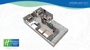 Aqua Panama City Beach Floor Plans Photos Of The Holiday Inn Express U0026 Suites In Panama City Beach