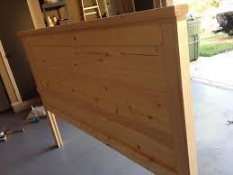 Distressed Wood Headboard by Cool Diy Wood Headboard Incredible Diy Wooden Headboard Ideas
