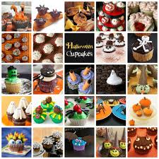 Halloween Decorations For Cakes by 24 Great Halloween Cupcakes Skip To My Lou