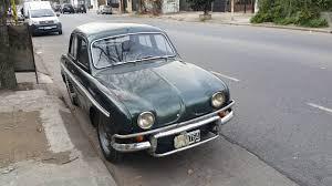 renault dauphine gordini renault dauphine gordini 1956 1967 buenos aires argentina